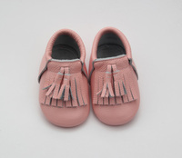 Wholesale best selling handmade shoes softtextile baby moccasins