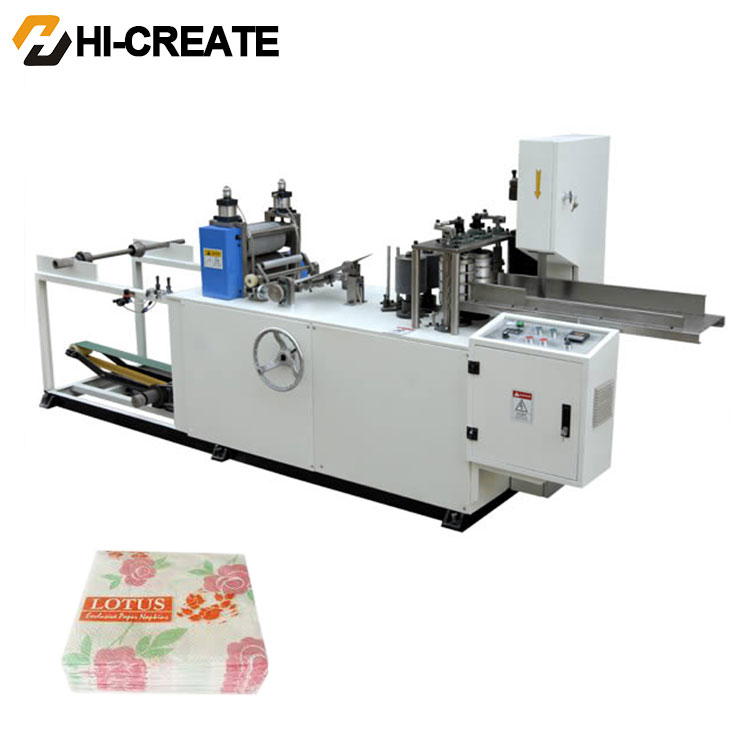 High quality automatic compressed tissue machine Whole one year warranty