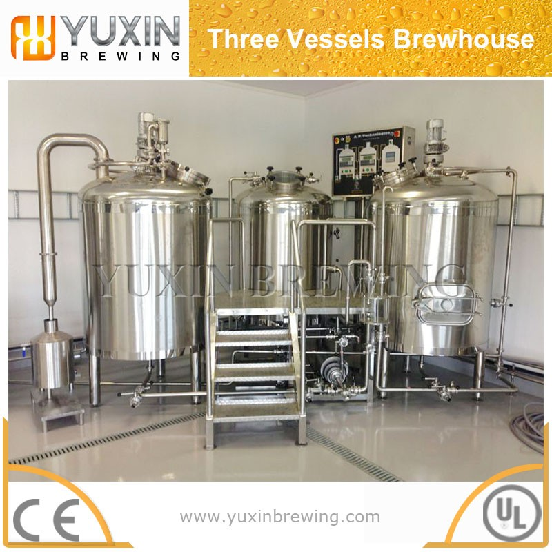 7BBL micro brewery brewing system hotel beer making machine