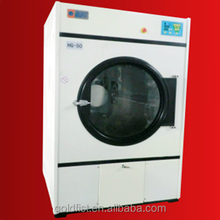 Goldfist HG-15 Laundry Tumble Dryer 100kg steam heating industrial washing machine and dryer