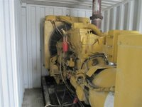Used Caterpillar 3406 Diesel 1095KVA Generators