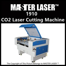 Portable Die Laser Cutting Machine with Tube for Vinyl Stencil