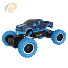 kids toys climbing rock 2.4GHz rc car truck for playing