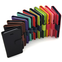 Genuine Leather Case Cover For Iphone 6 Case,also fits Various Mobile Phones