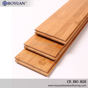 BY anti-mould easy fit solid bamboo flooring for decoration