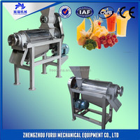 Professional CE juice machine for restaurants/juice with fruit pieces