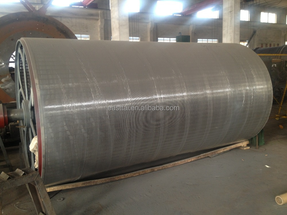 tissue paper making use 90 mesh ss 304 wire mesh for cylinder mould top cover