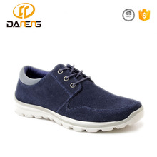 OEM Factory Casual Shoes For Men, Lace Up Men Casual Shoes