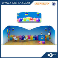 Exhibition stand design service