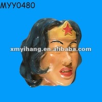 wonder woman porcelain yarn holder for gift