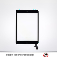 Comfortable new design replacement glass lcd display screen for ipad mini 2