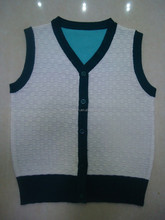 2015 european american button up baby boys sleeveless sweater vest
