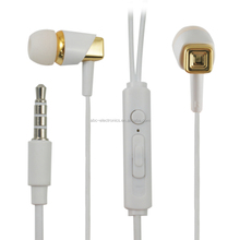 2018 high quality Colorful Wired custom earbud headphones