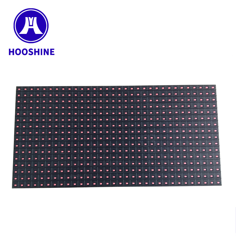 <strong>P10</strong> outdoor SMD Red color led modules 320*160