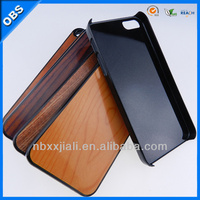 PC Mobile phone cover Wood Grain design for iphone4 iphone5