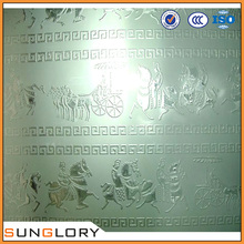 Window Glass Etching Designs