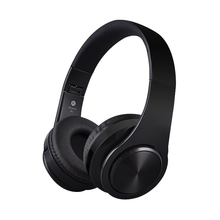 Folding Bluetooth Headphones Earphone, Over Ear Headphones For Cell Phone, Foldable Wireless Headphone Bluetooth Headset