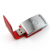 Promotional Leather USB Pendrive trade show giveaways USB