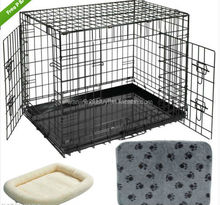 Hot Selling Stainless Wire Pet Dog Cage Crate, New Design