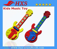 Cheap Guitar Kids Music Toy For Children Toy Musical Instrument Baby Education Toys