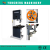 General glossy door shape woodworking band saw machine