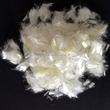polyvinyl alcohol pva synthetic chopped fiber for cement concrete reinforcement asbestos alternative