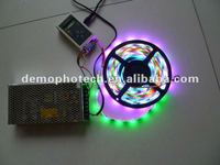 Flexible 12V SMD5050 Remote Control RGB LED Strip