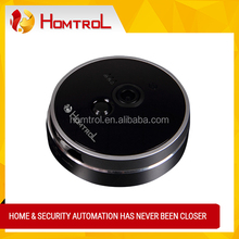 Home use P2P IP Camera, Sensor Alarm Camera IP, 720p WIFI CCTV Camera with Temperature Humidity Sensor P2P IP Camera