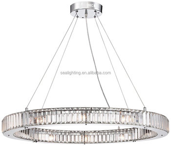 NEW Modern Pendant Ceiling Cages Iron crystal Hanging Lights Fixture