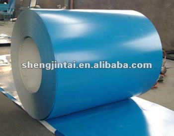 Color Pre-Painted Galvanized Steel Coils