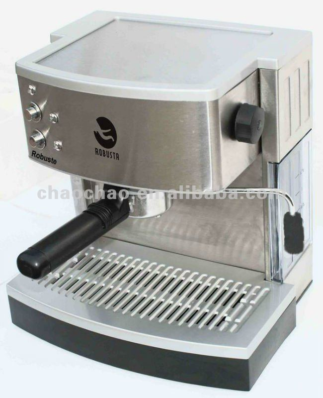 Stainless Steel espresso Coffee maker -hot selling