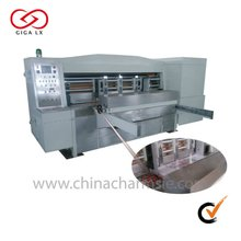 GIGA-LX 408 Corrugated Cardboard Rotary Die Cutter Cut Machine