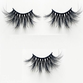 2019 private label 3d mink lashes with package box