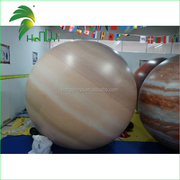 Helium planet wholesale / cheap inflatable advertising balloons with best quality
