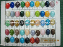 New Cats Cabochon Eyes Gemstone Color Chart