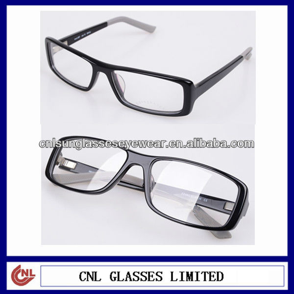acetate buffalo horn optical frames optical glass lens