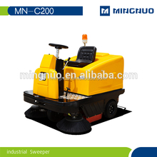 MN-C350 automatic cleaning system sweeper head