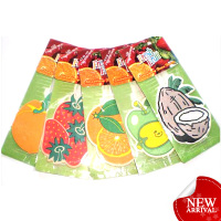 advertising fruit scented custom hanging paper car freshener