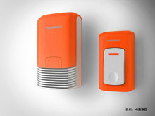 2014 Wireless Digital Doorbell Door Accessories