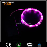 Rechargeable battery led strip light rope light
