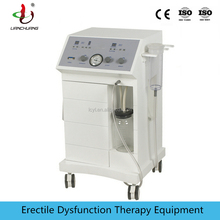 Male erectile dysfunction therapy treatment equipment with CE certificate