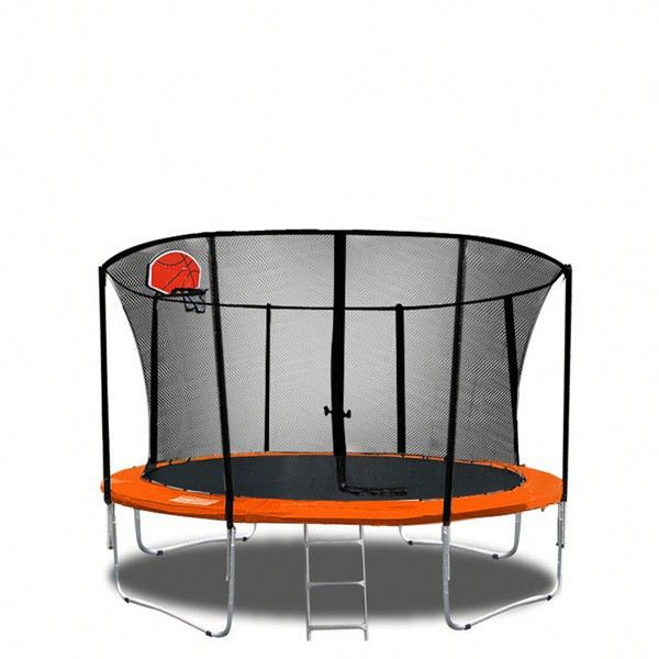 Competitive Price Leisure Design 10ft trampoline with safety net
