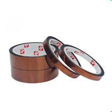 Whosale Silicone Adhesive Coated Polyimide Tapes for polyimide film heater