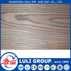 high qualityrecomposed wood lumber from Luli Group
