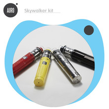 Auro:Skywalker drop shiping free sample mod box, dry herbal vaporizer mod box starter kit