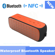 portable wireless mini outdoor handfree NFC cheap bluetooth speaker with innovation design