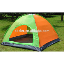 4 people Chinese manufacturers selling outdoor camping luxury safari tent for sale