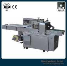 High Speed Vegetable Wrapping Machine