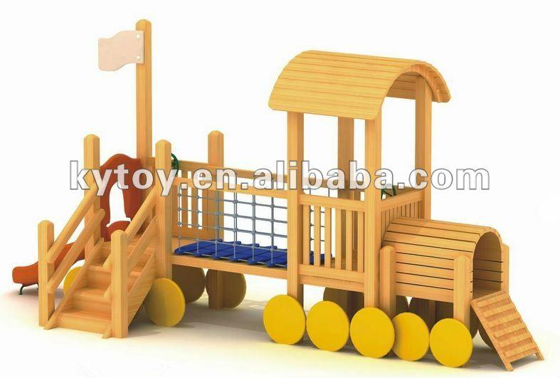 neues design aus holz spielplatz zug spielger te aus holz kindergarten rutsche spielplatz. Black Bedroom Furniture Sets. Home Design Ideas