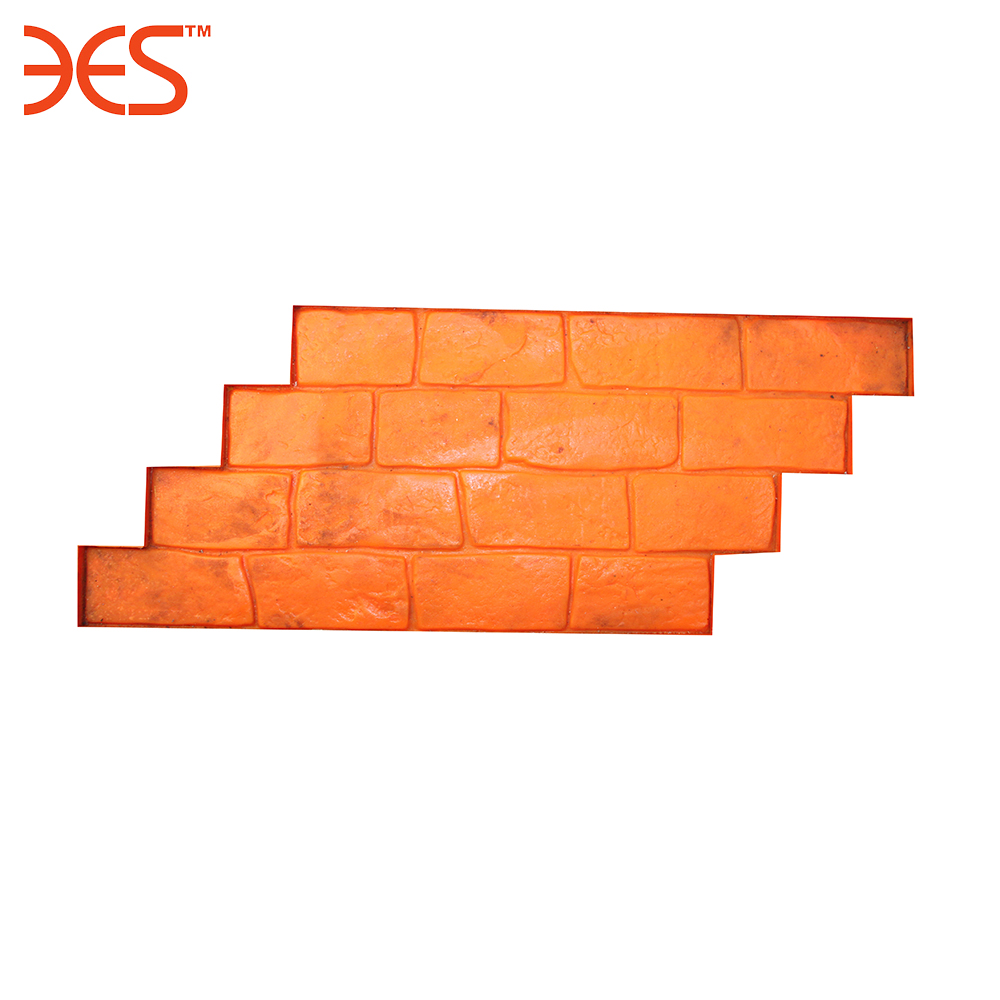 Stamp Pattern Mold for Brick Imitation Concrete